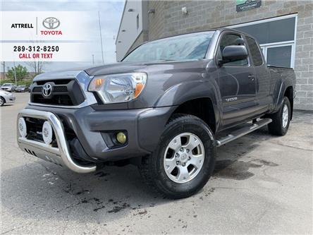2015 Toyota Tacoma SR5 POWER PKG ALLOYS, TONNEAU COVER, SIDE STEP, FO (Stk: 47086A) in Brampton - Image 1 of 18
