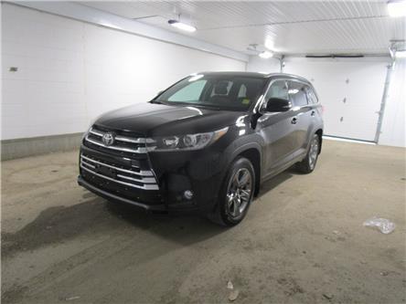 2018 Toyota Highlander Limited (Stk: 2032571) in Regina - Image 1 of 37