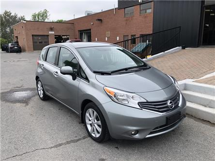 2014 Nissan Versa Note 1.6 SL (Stk: ) in Ottawa - Image 1 of 17