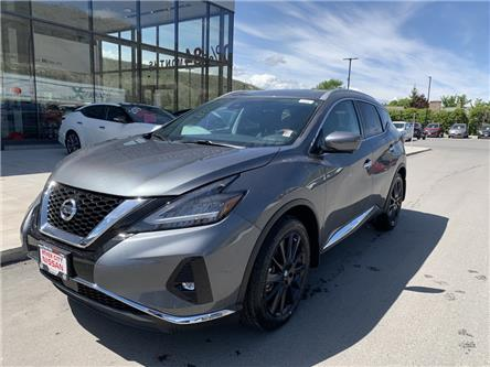 2020 Nissan Murano Platinum (Stk: T20143) in Kamloops - Image 1 of 28