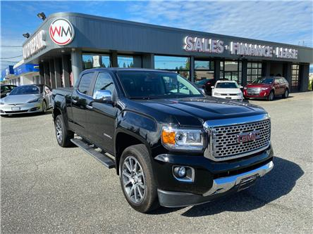 2017 GMC Canyon Denali (Stk: 17-202238) in Abbotsford - Image 1 of 18