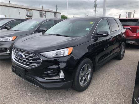 2020 Ford Edge SEL (Stk: VEG19530) in Chatham - Image 1 of 5