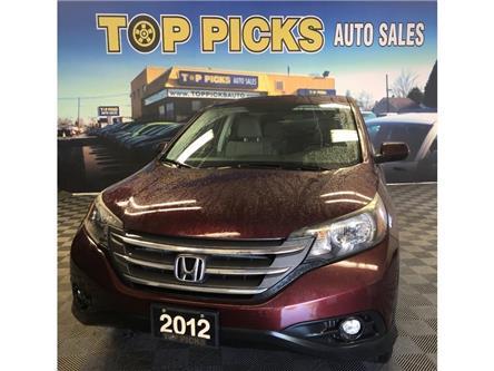 2012 Honda CR-V EX-L (Stk: 113721) in NORTH BAY - Image 1 of 28