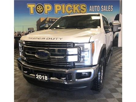2018 Ford F-350 Lariat (Stk: C71936) in NORTH BAY - Image 1 of 29