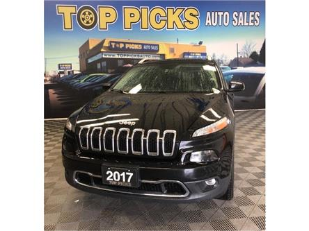 2017 Jeep Cherokee Limited (Stk: 598987) in NORTH BAY - Image 1 of 28