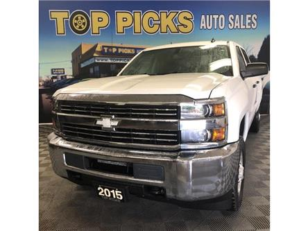 2015 Chevrolet Silverado 2500HD LT (Stk: 145466) in NORTH BAY - Image 1 of 26