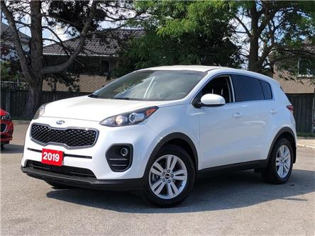 2019 Kia Sportage LX |FWD |BACK UP CAM |HEATED SEATS |BLUETOOTH (Stk: 5660) in Stoney Creek - Image 1 of 19