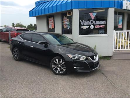 2016 Nissan Maxima 4dr Sdn SV (Stk: B7704) in Ajax - Image 1 of 23