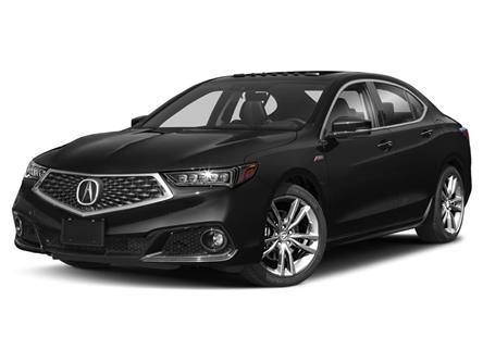 2020 Acura TLX Tech A-Spec (Stk: 20TL2089) in Red Deer - Image 1 of 9