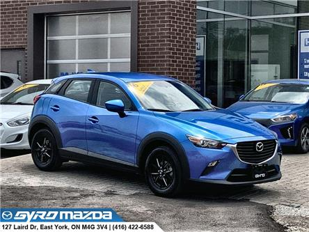 2016 Mazda CX-3 GX (Stk: 29360A) in East York - Image 1 of 28