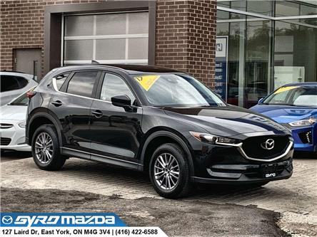 2017 Mazda CX-5 GS (Stk: 29340A) in East York - Image 1 of 28