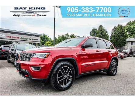 2017 Jeep Grand Cherokee Trailhawk (Stk: 207507A) in Hamilton - Image 1 of 25