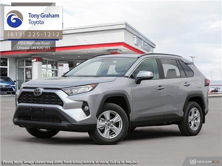 2020 Toyota RAV4 XLE (Stk: 59545) in Ottawa - Image 1 of 23