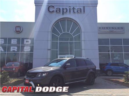 2019 Dodge Journey Crossroad (Stk: P2940) in Kanata - Image 1 of 29