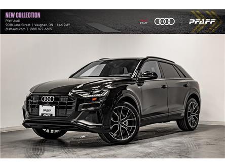 2020 Audi Q8 55 Technik (Stk: T18045) in Vaughan - Image 1 of 22