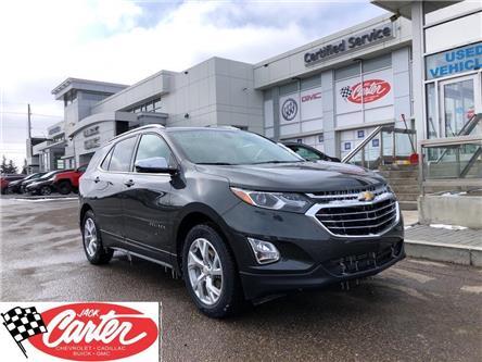 2018 Chevrolet Equinox Premier (Stk: 93836L) in Calgary - Image 1 of 30