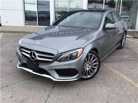2016 Mercedes-Benz C-Class Base (Stk: H12262A) in Peterborough - Image 1 of 23