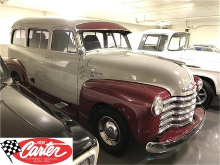 1953 Chevrolet Suburban  (Stk: 609547CL) in Calgary - Image 1 of 15