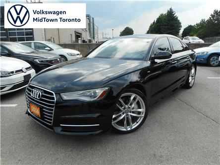 2016 Audi A6  (Stk: P7460) in Toronto - Image 1 of 27