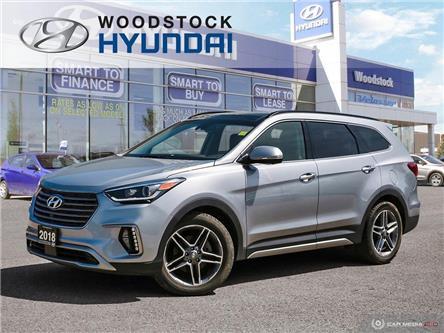 2018 Hyundai Santa Fe XL Ultimate (Stk: HD18058) in Woodstock - Image 1 of 27
