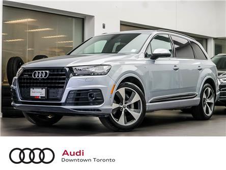 2019 Audi Q7 55 Technik (Stk: 190179) in Toronto - Image 1 of 30