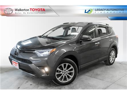 2018 Toyota RAV4 Limited (Stk: 20052A) in Kincardine - Image 1 of 17