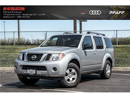 2008 Nissan Pathfinder S (Stk: C7478A) in Woodbridge - Image 1 of 14
