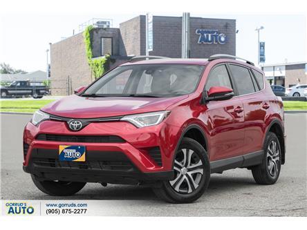 2017 Toyota RAV4 LE (Stk: 611682) in Milton - Image 1 of 18