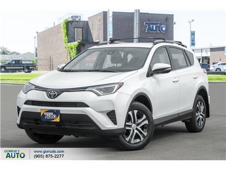 2017 Toyota RAV4 LE (Stk: 674976) in Milton - Image 1 of 18