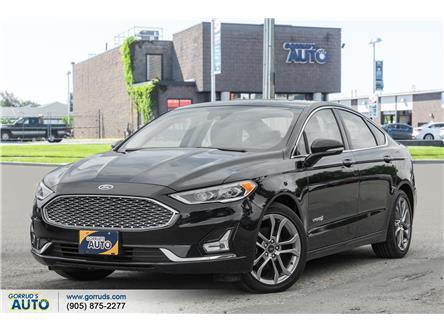 2019 Ford Fusion Hybrid Titanium (Stk: 156472) in Milton - Image 1 of 21
