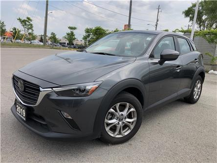 2019 Mazda CX-3 GS (Stk: SN997) in Hamilton - Image 1 of 16