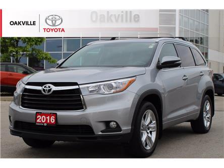 2016 Toyota Highlander Limited (Stk: P7897) in Oakville - Image 1 of 21