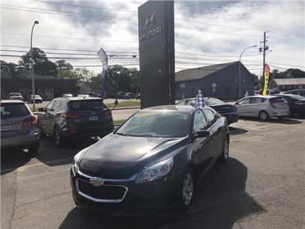 2016 Chevrolet Malibu Limited LT (Stk: U3616) in Charlottetown - Image 1 of 20