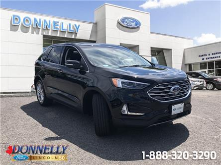 2019 Ford Edge Titanium (Stk: DUR6458) in Ottawa - Image 1 of 20