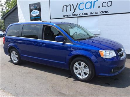 2019 Dodge Grand Caravan Crew (Stk: 200548) in North Bay - Image 1 of 21