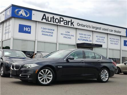 2016 BMW 528i xDrive (Stk: 16-51182) in Brampton - Image 1 of 27