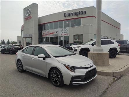 2020 Toyota Corolla SE (Stk: 20116) in Bowmanville - Image 1 of 16