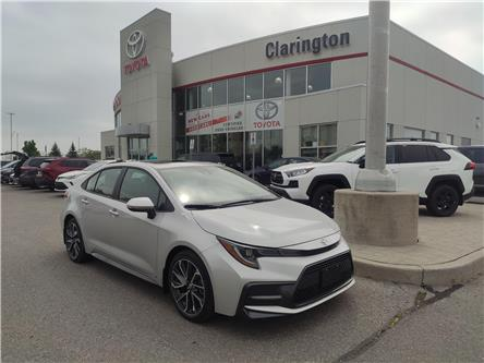 2020 Toyota Corolla XSE (Stk: 20205) in Bowmanville - Image 1 of 15