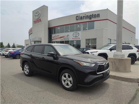 2020 Toyota Highlander LE (Stk: 20287) in Bowmanville - Image 1 of 9