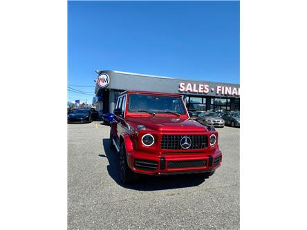 2020 Mercedes-Benz AMG G 63 Base (Stk: 20-124542) in Abbotsford - Image 1 of 12