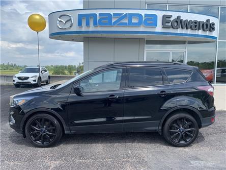 2017 Ford Escape SE (Stk: 22145) in Pembroke - Image 1 of 10