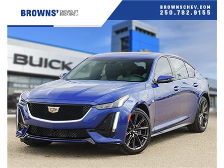2020 Cadillac CT5 Sport (Stk: 4482A) in Dawson Creek - Image 1 of 16
