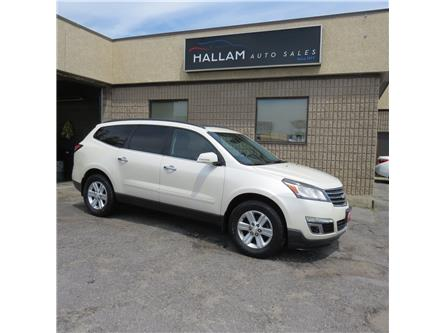 2014 Chevrolet Traverse 2LT (Stk: ) in Kingston - Image 1 of 24