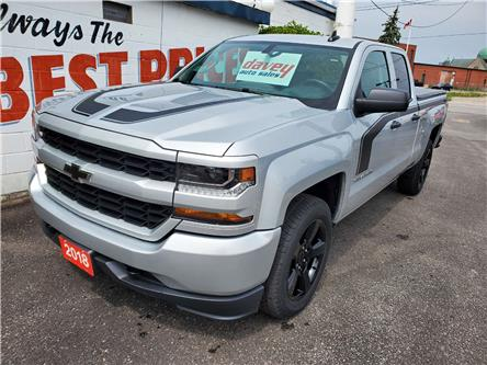 2018 Chevrolet Silverado 1500 Silverado Custom (Stk: 20-257) in Oshawa - Image 1 of 14