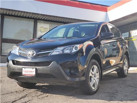 2015 Toyota RAV4 LE (Stk: 1911546) in Waterloo - Image 1 of 22