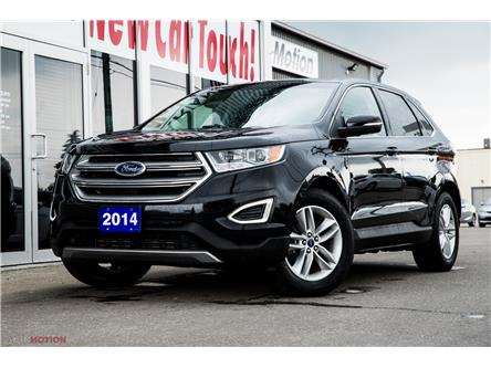 2017 Ford Edge SEL (Stk: 20395) in Chatham - Image 1 of 23
