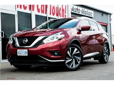 2016 Nissan Murano  (Stk: 20399) in Chatham - Image 1 of 23