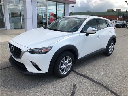 2019 Mazda CX-3 GS (Stk: ) in Chatham - Image 1 of 8