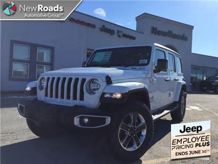 2020 Jeep Wrangler Unlimited Sahara (Stk: W19653) in Newmarket - Image 1 of 22