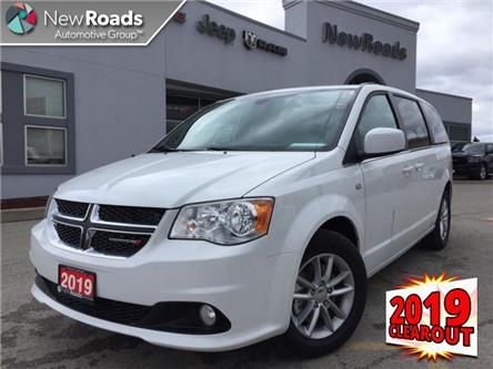 2019 Dodge Grand Caravan CVP/SXT (Stk: Y19833) in Newmarket - Image 1 of 22
